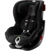 Автокресло Britax Roemer King II LS Black series Cool Flow