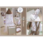 Балдахин для кроватки Anel Star Brown Klamboo