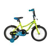 Велосипед двухколесный Novatrack Neptune 16'