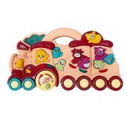 Игровой центр Everflo развивающий Baby train