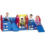 Haenim Toy Детский игровой комплекс для дома и улицы Королевство HN-710