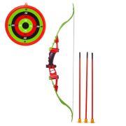 ABtoys Игровой набор Лук со стрелами на присосках