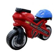Каталка Coloma мотоцикл MOTO MX со шлемом