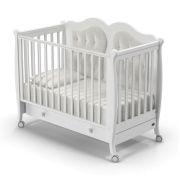 Детская кроватка Nuovita Affetto Swing продольный маятник