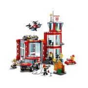 Конструктор Lego City 60215 Fire Пожарное депо