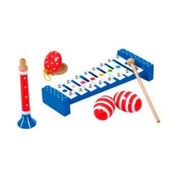 Музыкальный инструмент Bino набор инструментов 86587
