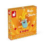 Janod Игра настольная карточная Желтый карлик