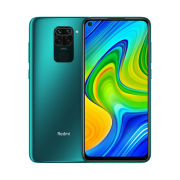 Смартфон Xiaomi Redmi Note 9 3/64Gb (X27983) зеленый