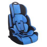 Автокресло группа 1/2/3 (9-36 кг) Siger Стар Isofix, синий