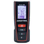 Лазерный дальномер Condtrol Vector 80 красный/черный