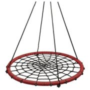 KETT-UP Качели-гнездо 115 см, красный