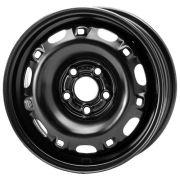 Колесный диск Magnetto Wheels 14016 5х14/5х100 D57.1 ET35, black