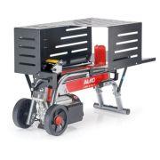 Электрический гидравлический дровокол AL-KO LSH 370/4 серый/красный