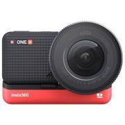 Экшн-камера Insta360 One R 1 Inch черный/красный