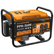 Бензиновый генератор Carver PPG-3600 (2500 Вт)