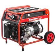 Бензиновый генератор Hammer GN6000T (5000 Вт)