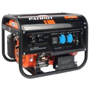 Бензиновый генератор PATRIOT GP 3510E (2500 Вт)