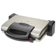 Гриль Bosch TFB3302V, серебристый