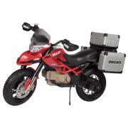Peg-Perego Ducati Enduro красный/черный