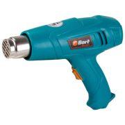 Строительный фен Bort BHG-2000X 2000 Вт