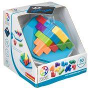 Головоломка BONDIBON Smart Games IQ-Зигзаг (ВВ4678) голубой