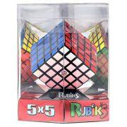 Головоломка Rubik's Кубик Рубика 5х5 (КР5013) черный/разноцветный