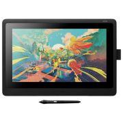 Интерактивный дисплей WACOM Cintiq 16 (DTK1660K0B) черный