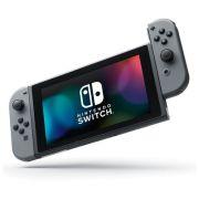 Игровая приставка Nintendo Switch (rev 2) серый