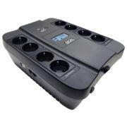 Интерактивный ИБП Powercom Spider SPD-750U LCD