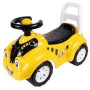 Каталка-толокар ТехноК Автомобиль для прогулок (7198) желтый