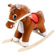 Качалка KETT-UP Добрая Лошадка KU235 коричневый/белый