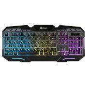 Игровая клавиатура OKLICK 700G Dynasty Black USB