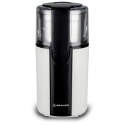 Кофемолка BRAYER BR1182 белый/черный