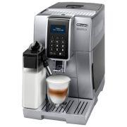 Кофемашина De'Longhi Dinamica ECAM 350.75.S серебряный