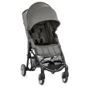 Прогулочная коляска Baby Jogger City Mini Zip + бампер grey