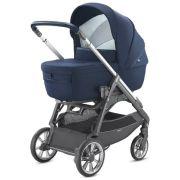 Универсальная коляска Inglesina Aptica (3 в 1, с подставкой для люльки) portland blue