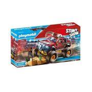 Конструктор Playmobil Stuntshow 70549 Трюковое шоу на джипе с рогами