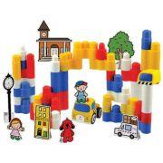 Конструктор K's Kids Popbo Blocks KA10750 Построй свой город