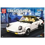 Конструктор Mould King Creative Idea 13103 White Porsche