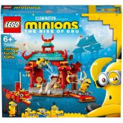 Конструктор LEGO Minions 75550 Миньоны: бойцы кунг-фу