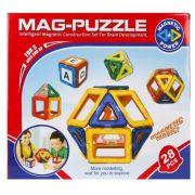 Магнитный конструктор Shantou Gepai Mag-Puzzle ZB28A