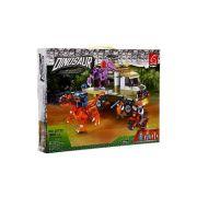 Конструктор Ausini Dinosaur History 25732 Сражение с хищниками