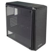Компьютерный корпус ACCORD JP-X w/o PSU Black