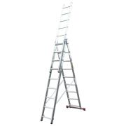 Лестница трансформер 3-секционная KRAUSE 10391