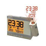 Часы с термометром RST 32758, шампань