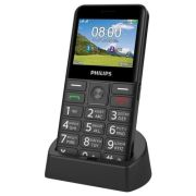 Телефон Philips Xenium E207 темно-серый