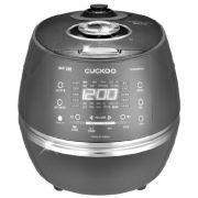 Рисоварка индукционная на 6 порций Cuckoo CRP-DHB0660FDM (темно-серебристый)