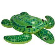 Надувная игрушка-наездник Intex Морская черепаха Лил 57524 зеленый