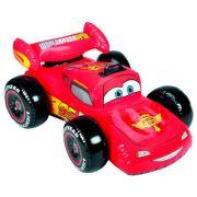 Надувная игрушка-наездник Intex Тачки Disney-Pixar 58576 красный