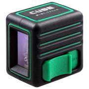 Лазерный уровень ADA instruments CUBE MINI GREEN Professional Edition (А00529) со штативом